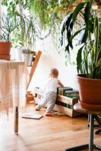 赤ちゃん 絵本の読み聞かせを始めるのは6ヶ月のころから